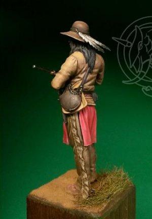 Indian Scout, 19th Century  (Vista 2)
