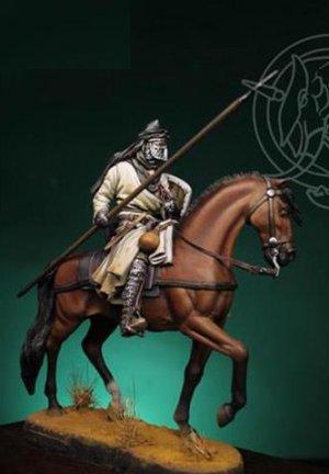 Templar Knight XII Century  (Vista 1)