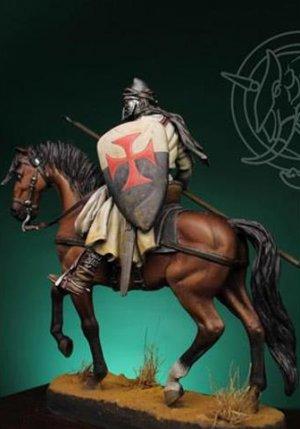 Templar Knight XII Century  (Vista 3)