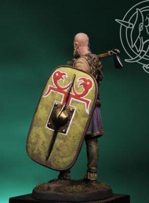 Celtic Warrior 3rd Century bC  (Vista 3)
