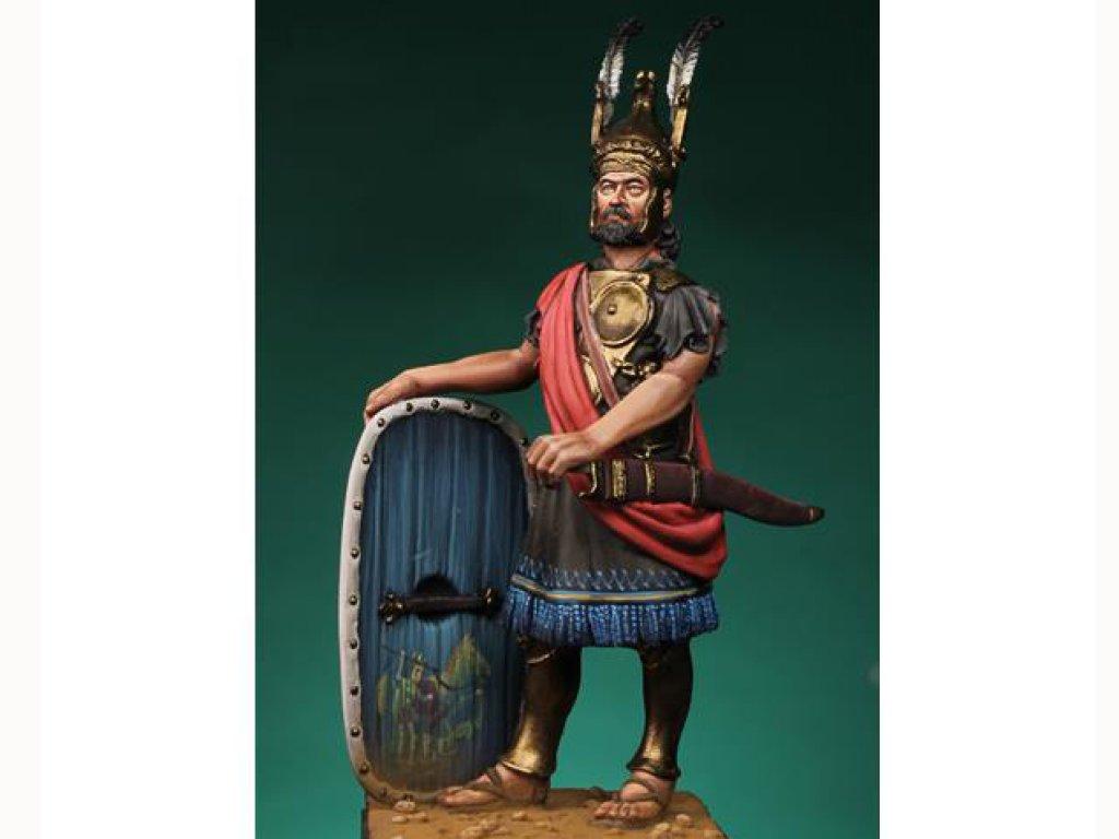 Comandante Cartagines III Cent. B.C.  (Vista 1)