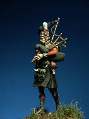 Piper Kenneth - 79º Regimiento. de Infan  (Vista 4)