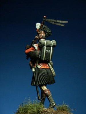 Piper Kenneth - 79º Regimiento. de Infan  (Vista 5)