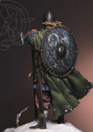 Vikingo Guerrero  (Vista 3)