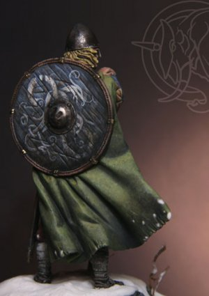 Vikingo Guerrero  (Vista 4)