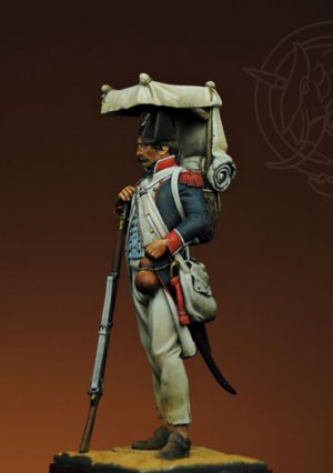 Line Infantry Grenadier, Landing Uniform  (Vista 2)