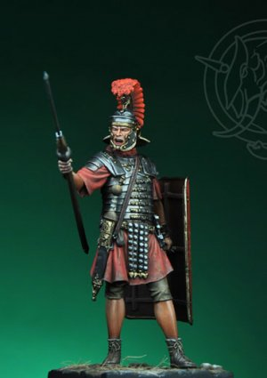 Roman Legionary 1st Century A.D.  (Vista 1)