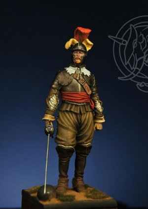 Oficial de Tercios - Rocroi 1643  (Vista 1)