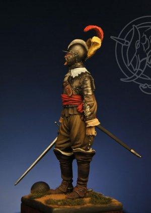 Oficial de Tercios - Rocroi 1643  (Vista 2)