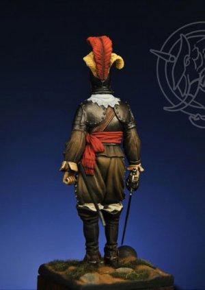 Oficial de Tercios - Rocroi 1643  (Vista 4)