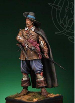 Antiguo Soldado Tercios 1643  (Vista 2)