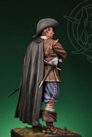Antiguo Soldado Tercios 1643  (Vista 4)