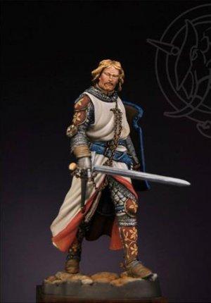 Angevin Knight first half XIV Century  (Vista 1)