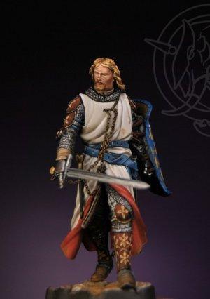 Angevin Knight first half XIV Century  (Vista 2)