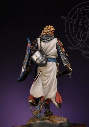 Angevin Knight first half XIV Century  (Vista 4)