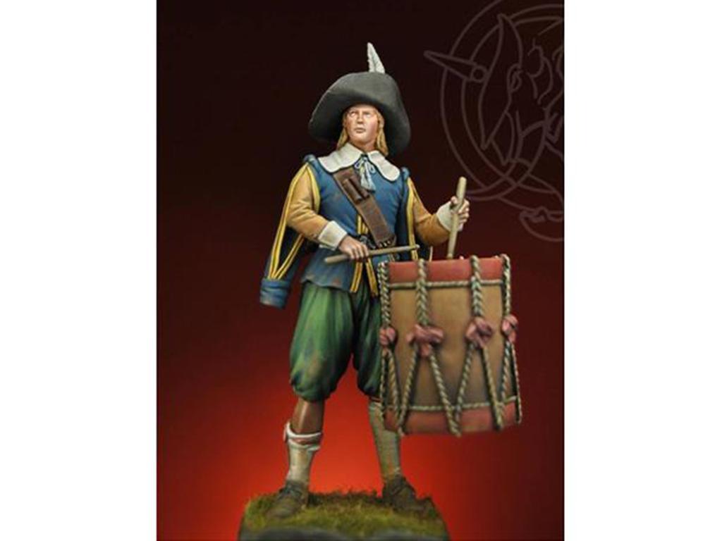 Drummer Boy - Rocroi 1643  (Vista 1)