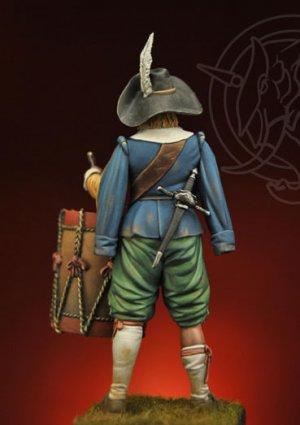 Drummer Boy - Rocroi 1643  (Vista 3)