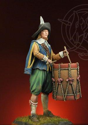 Drummer Boy - Rocroi 1643  (Vista 4)