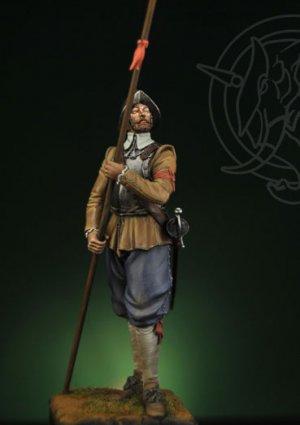 Pikeman - Rocroi 1643  (Vista 1)