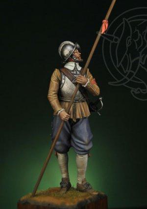 Pikeman - Rocroi 1643  (Vista 2)