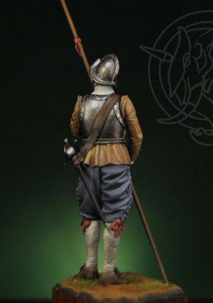 Pikeman - Rocroi 1643  (Vista 3)