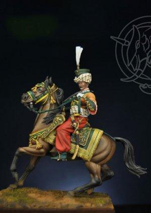 Dupas - Chef Brigade of Mamelouks 1803  (Vista 1)