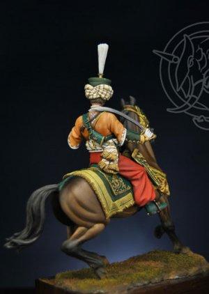 Dupas - Chef Brigade of Mamelouks 1803  (Vista 2)