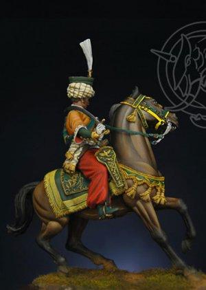 Dupas - Chef Brigade of Mamelouks 1803  (Vista 3)