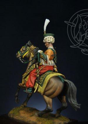Dupas - Chef Brigade of Mamelouks 1803  (Vista 4)