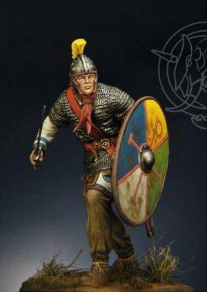 Oficial Romano 4th Century AD  (Vista 1)