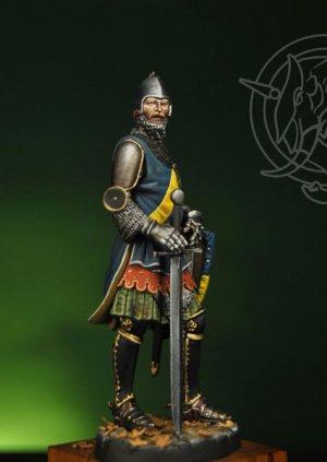 English Knight XIV Century  (Vista 4)