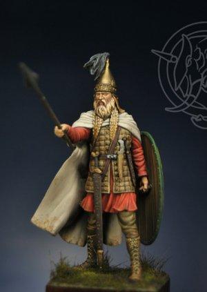 Celtic Chieftain V century BC 75  (Vista 1)