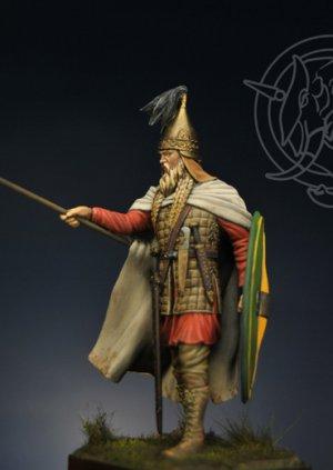 Celtic Chieftain V century BC 75  (Vista 2)
