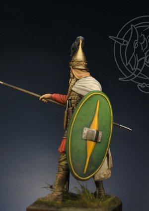 Celtic Chieftain V century BC 75  (Vista 3)