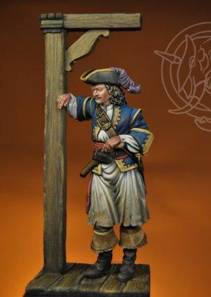 Roche Braziliano - Buccaneer, 1668  (Vista 1)