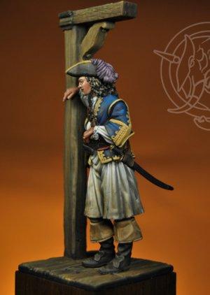 Roche Braziliano - Buccaneer, 1668  (Vista 2)