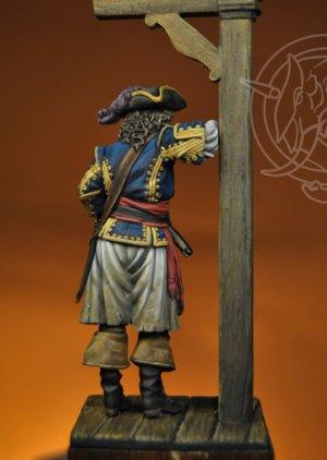 Roche Braziliano - Buccaneer, 1668  (Vista 3)