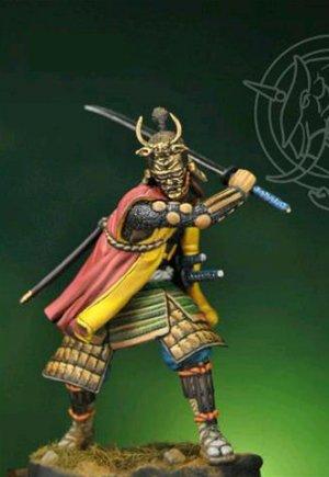Samurai Warrior c.1590  (Vista 1)