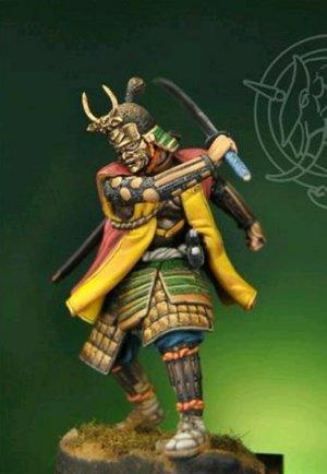 Samurai Warrior c.1590  (Vista 2)