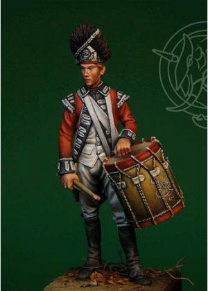 English Drummer - 1775/83  (Vista 1)