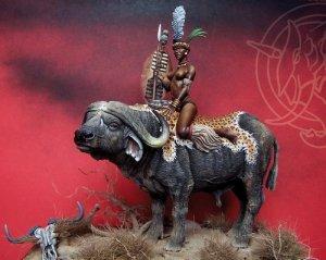 Kidada - Zulu Queen   (Vista 1)