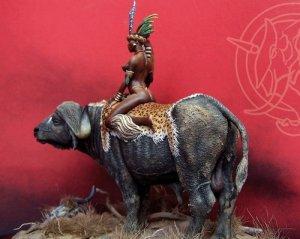 Kidada - Zulu Queen   (Vista 2)