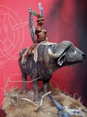 Kidada - Zulu Queen   (Vista 3)