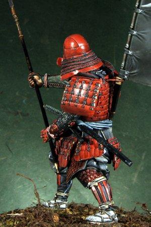 Samurai Azuchi-Momoyama period, 1568-160  (Vista 4)