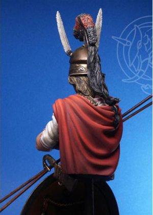 Guerrero Sannita - Siglo IV a.C.  (Vista 4)