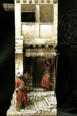Kanvas y la bailarina oriental  (Vista 1)