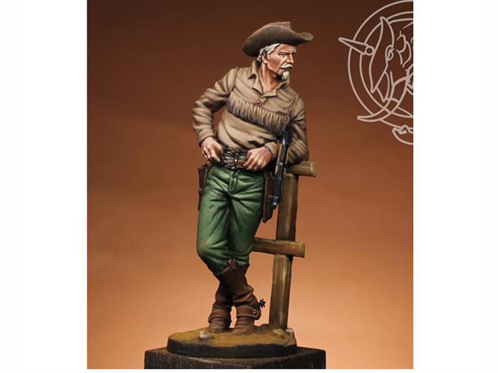 Veteran Texas Ranger 1883 (Vista 1)