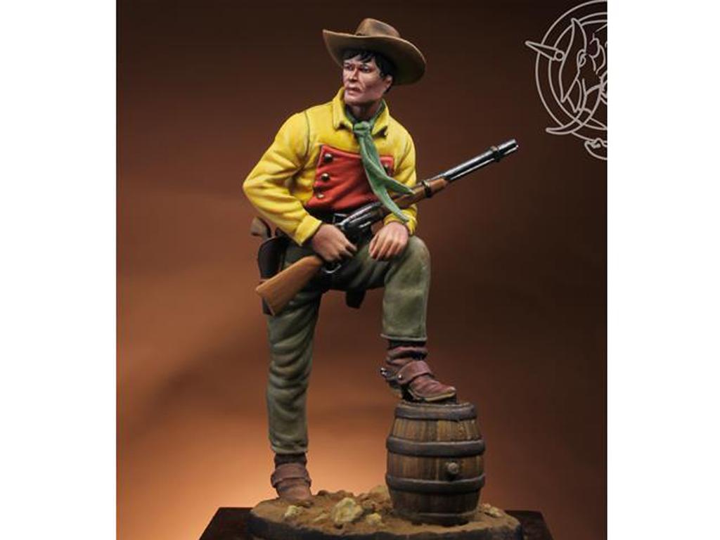 Young Texas Ranger 1883 (Vista 1)