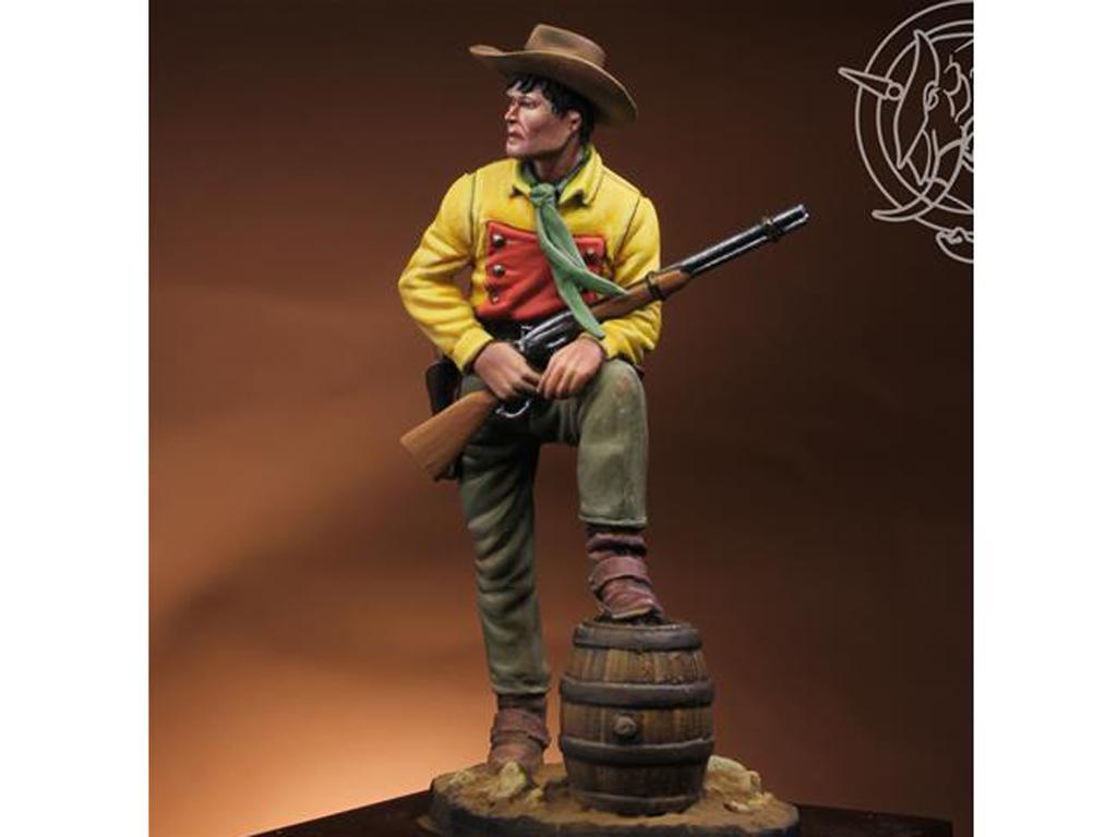 Young Texas Ranger 1883 (Vista 2)