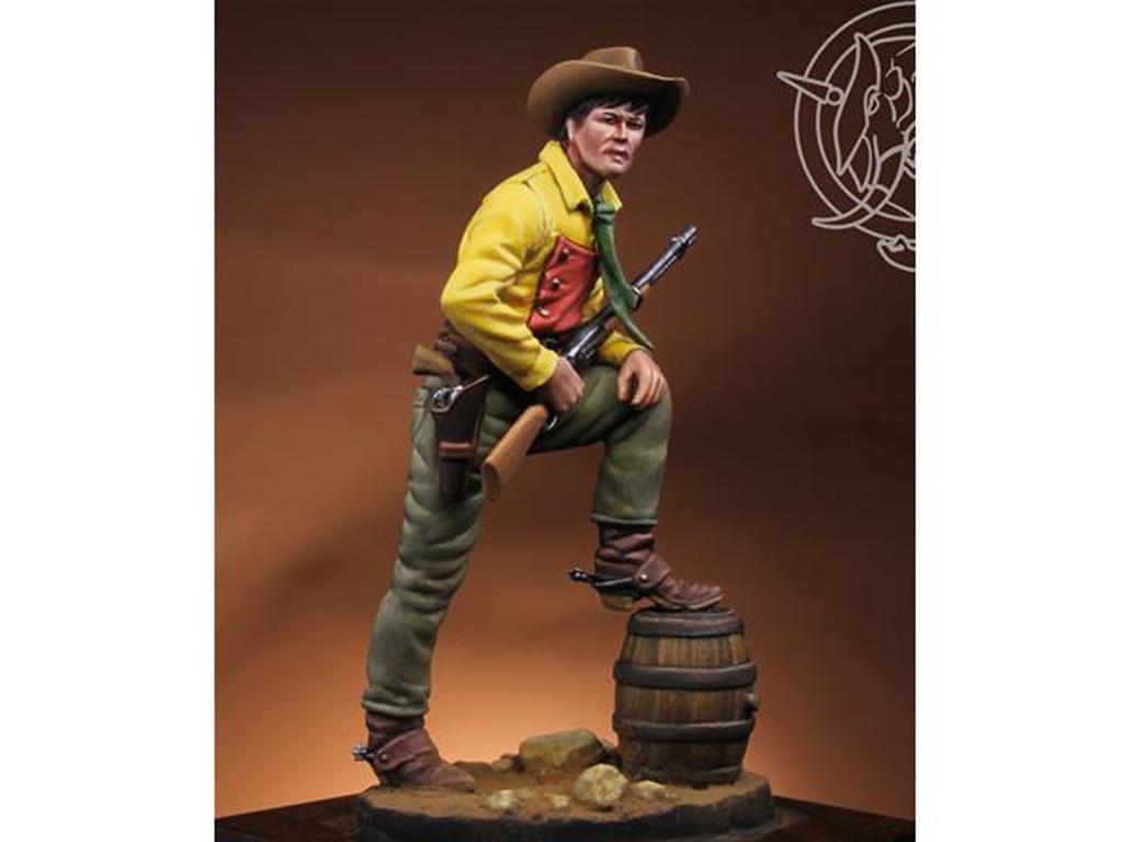 Young Texas Ranger 1883 (Vista 3)